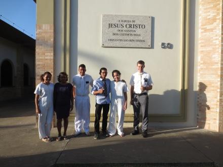 Vitória and Bianca were baptized!!